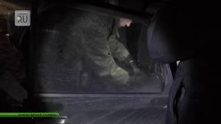 Челябинского пассажира с мешком героина задержали в Курганской области