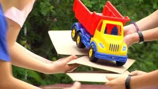 Безопасные дороги. Юные амурчане посостязались в знании правил дорожного движения