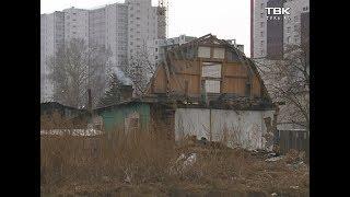 Жители Николаевки боятся преждевременного сноса своих домов