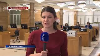 «Вести: Приморье. События недели»: Приморский край выбирает Президента РФ