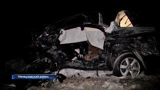 Четыре человека погибли в аварии на трассе в Башкирии