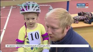 В Саранске прошли соревнования на беговелах