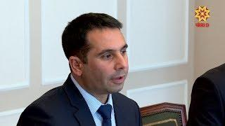 Глава Чувашской Республикивстретился с представителями акционерного общества «ПЭС/СКК»