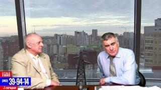 В эфире: Сергей Дюкалов, литературный четверг