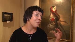 «Женщина: муза, модель, мастер». В Энгельсе открылась выставка.