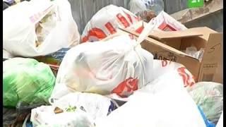 Челябинцам сделают перерасчет за невывезенный мусор