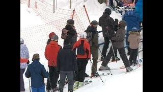 Международный женский день жители Самары отметили на лыжах