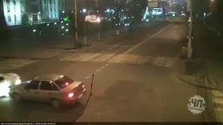ДТП утро 8 февраля, Красная и Ленина, Краснодар