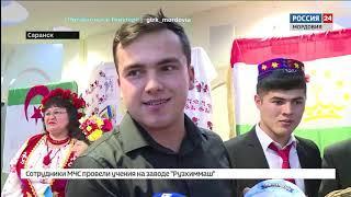 Более 1000 студентов из 53 стран  в Мордовии прогремел «Огаревский колорит»