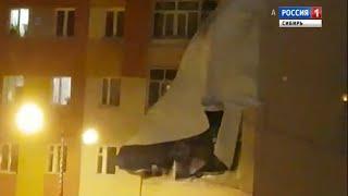 В Норильске устраняют последствия шторма и готовятся вновь противостоять стихии