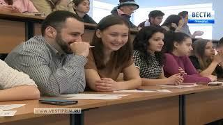 «Вести: Приморье. Интервью» с Ольгой Ребковец
