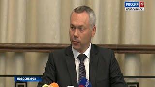 Бизнесмены внесли свои предложения в Стратегию развития региона на встрече с Андреем Травниковым