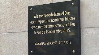 Париж: в память о жертвах терактов 13 ноября