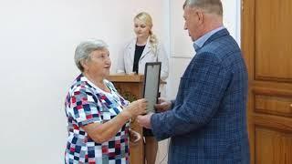Наградили участников и победителей конкурса по благоустройству