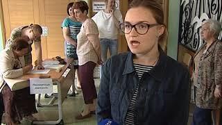 В регионе прошла всероссийская тренировка по ЕГЭ