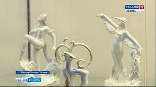 В Национальном музее Тывы открыли Международный фестиваль коллекционеров и мастеров ручных дел