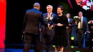 Губернатор Югры поздравила нефтяников и газовиков с профессиональным праздником