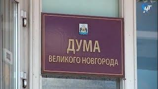 Выборы в Думу Великого Новгорода пройдут 9 сентября