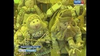 Фестиваль «Русь мастеровая» собрал в Мариинском Посаде умельцев со всей страны