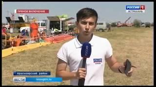 Сегодня в селе Сеитовка Красноярского района провели командно-штабную тренировку