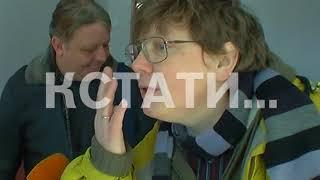 """После 5-летнего перерыва артисты впервые вошли в театр """"Вера"""""""