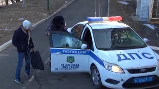 Прокуратура: Водитель «Toyota Chaser», врезавшийся в экскаватор во Владивостоке, заключен под стражу
