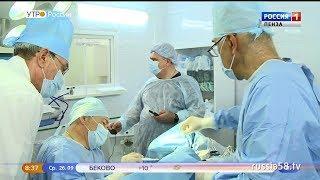 В Пензе ребенку удалили грыжу с помощью суперсовремененной методики