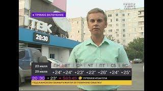 Прогноз погоды: в Красноярск идет похолодание