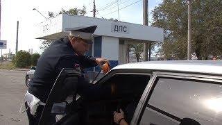 На дорогах Волгограда выявляют любителей тонировки
