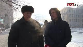 """Курящий"" техникум травит мимо проходящих читинцев"
