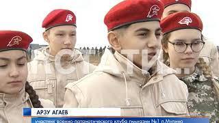Масштабные полковые учения завершились на Мулинском полигоне