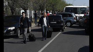 Протесты в Армении: в Ереване заблокированы основные дороги. Сегодня, Украина.