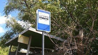 Пензенцы жалуются на отсутствие павильонов на некоторых остановках
