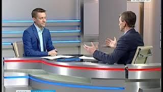 Глава Красноярска утвердил Сергея Костюкова в должности