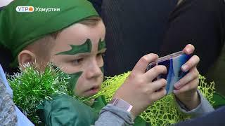 В Ижевске прошел финал республиканского фестиваля «Таланты и поклонники»