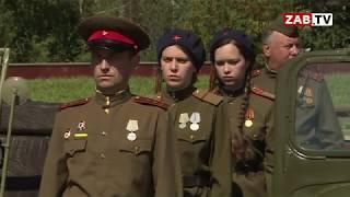 Замминистра обороны РФ прилетел в Забайкалье на военные учения