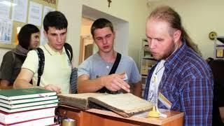 На экскурсии в хабаровских храмах побывали волонтеры из Биробиджана(РИА Биробиджан)