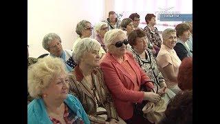 В Тольяттинском комплексном центре соцобслуживания населения прошел день открытых дверей