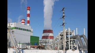 В Уфе заработала самая крупная электростанция за последние полвека
