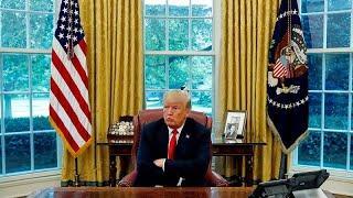 Дональд Трамп открылся журналистам