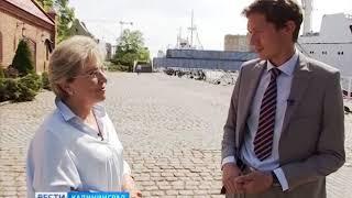 Путин наградил руководителя Музея Мирового океана
