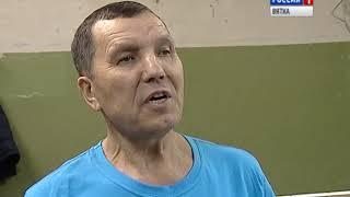 В Кирове активно развивается шоудаун - настольный теннис для слабовидящих людей (ГТРК Вятка)
