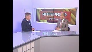 Вести Интервью. Баир Гармаев. Эфир от 29.06.2018