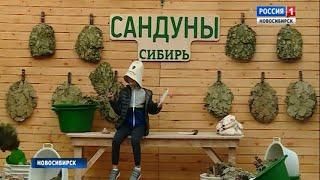 Фестиваль русской бани провели в Новосибирске