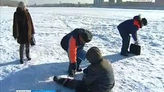 Сотрудники МЧС начинают рейды по несанкционированному выходу на лед