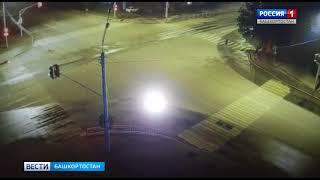 Пешехода на зебре сбил пьяный уфимец: виновника страшного ДТП в Уфе нашли
