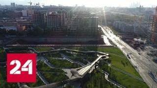 Ржавый пояс Москвы: столичные промзоны получают второе рождение - Россия 24