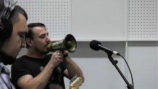 Музыканты из Радужного спели в мегафон