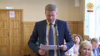 На совещании в администрации Чебоксар обсуждают вопрос повышения тарифов в общественном транспорте.