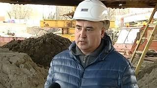 В Ярославле возобновилось строительство Комсомольского моста через Которосль